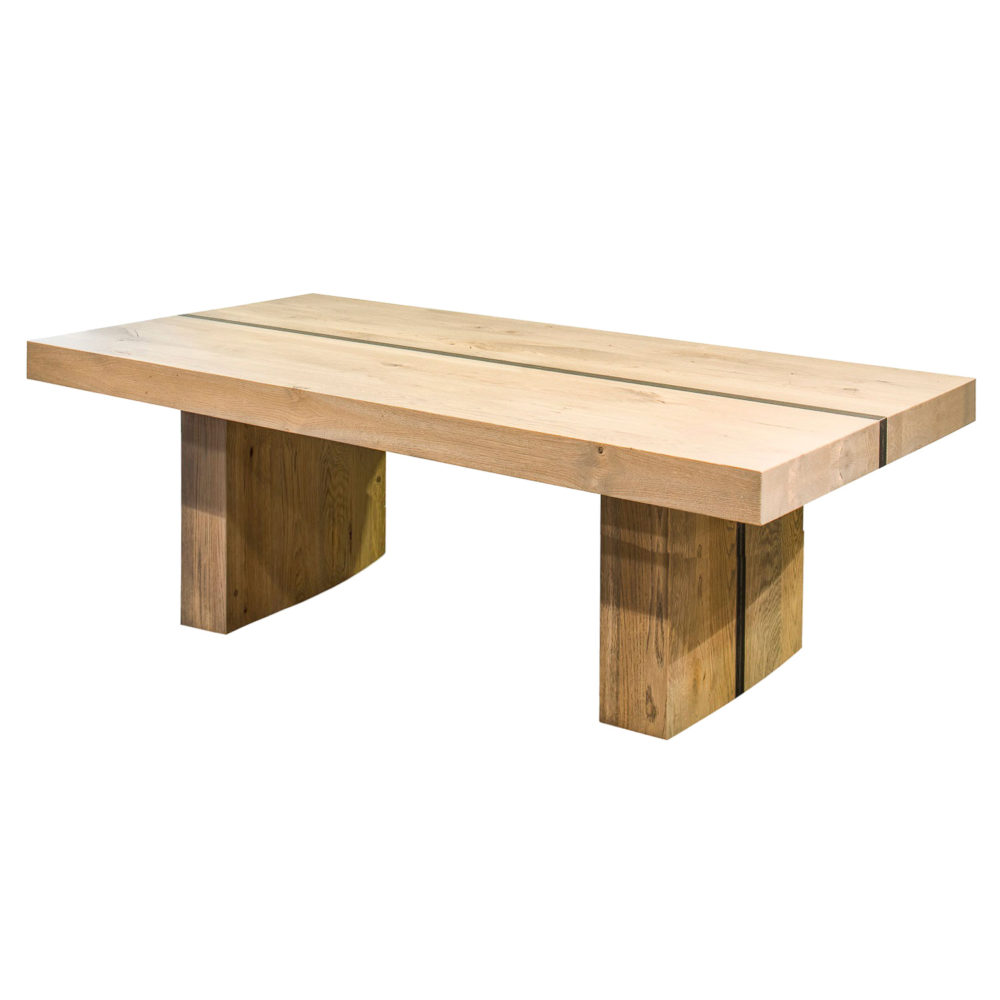 Strip coffe table