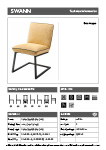 Swann dining chair