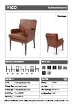 Vigo dining chair