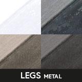 Legs metal
